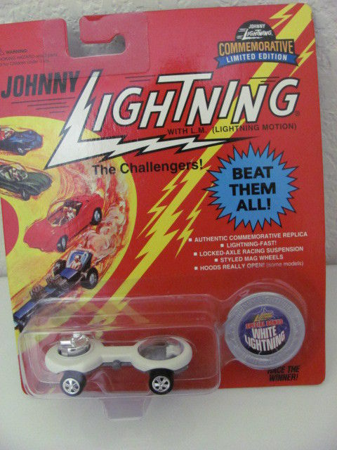 JOHNNY LIGHTNING WHITE LIGHTNING 1995 NUCLEON
