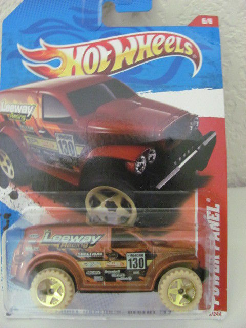 HOT WHEELS 2011 #06/06 POWER PANEL - THRILL RACER DESER