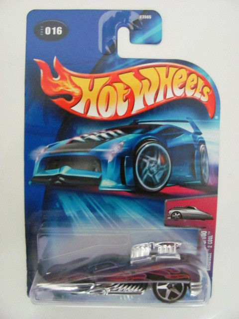 HOT WHEELS 2004 FIRST EDITIONS 16/100 HARDNOZE 2 COOL