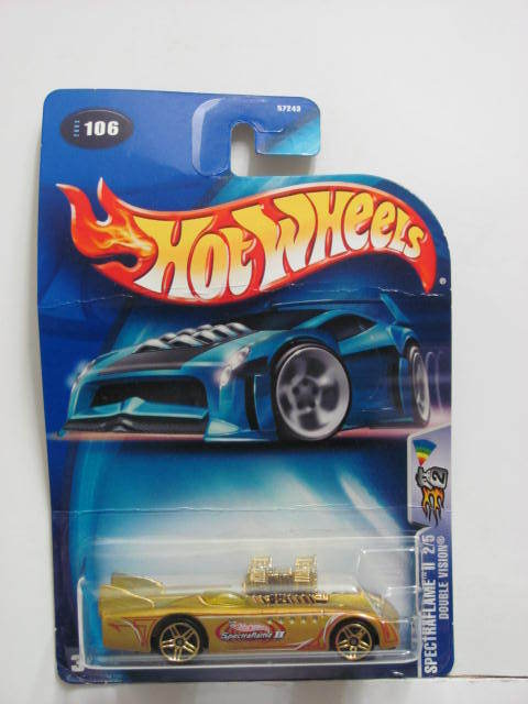 HOT WHEELS 2003 SPECTRAFLAME II 2/5 - DOUBLE VISION