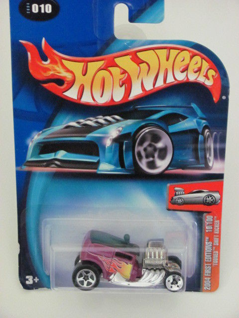 HOT WHEELS 2004 FIRST EDITIONS #010 'TOONED SHIFT KICKER PURPLE