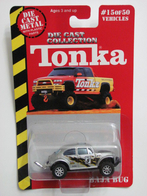 MAISTO TONKA #15 OF 50 DIE CAST METAL BAJA BUG