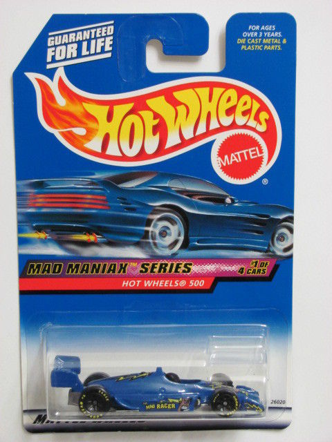 HOT WHEELS 2000 MAD MANIAX SERIES # 017 HOT WHEELS 500