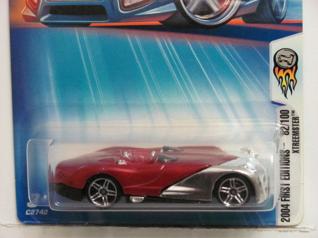 HOT WHEELS 2004 FIRST EDTITIONS XTREEMSTER #082