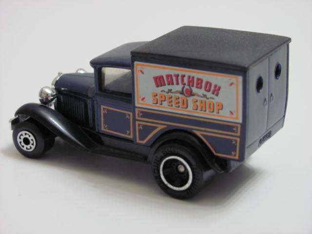 MATCHBOX 1979 SUPERFAST MODEL A FORD