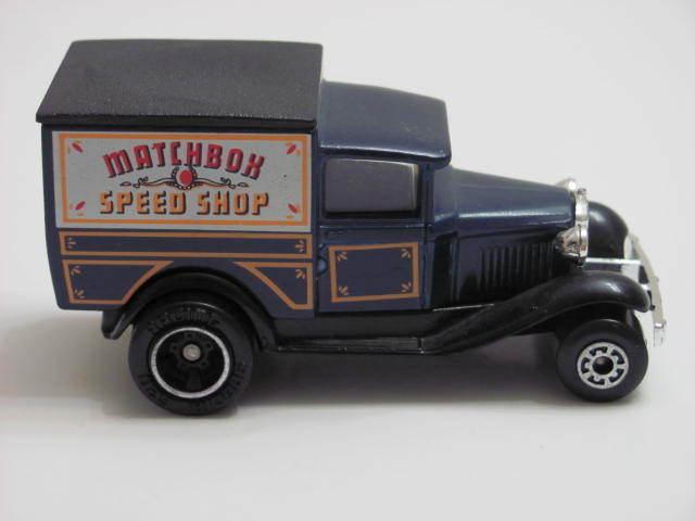 MATCHBOX 1979 SUPERFAST MODEL A FORD - Click Image to Close