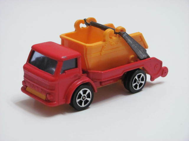 CORGI JUNIOR FORD D1000