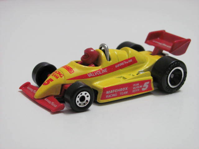 MATCHBOX GRAND PRIX RACING CAR