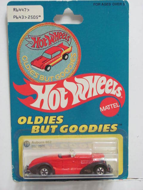 HOT WHEELS OLDIES BUT GOODIES AUBURN 852 #10
