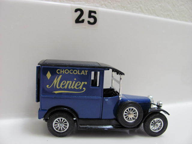 MATCHBOX MODELS OF YESTERYEAR Y-5 1927 TALBOT WRIGHT'S ENGLAND 1:47
