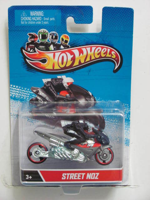 HOT WHEELS 2013 1:64 SCALE STREET NOZ