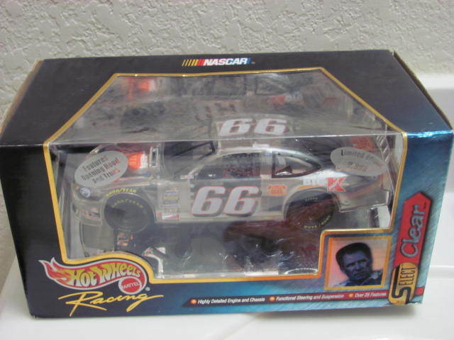 RACING NASCAR SELECT CLEAR ROUTE 66 FORD