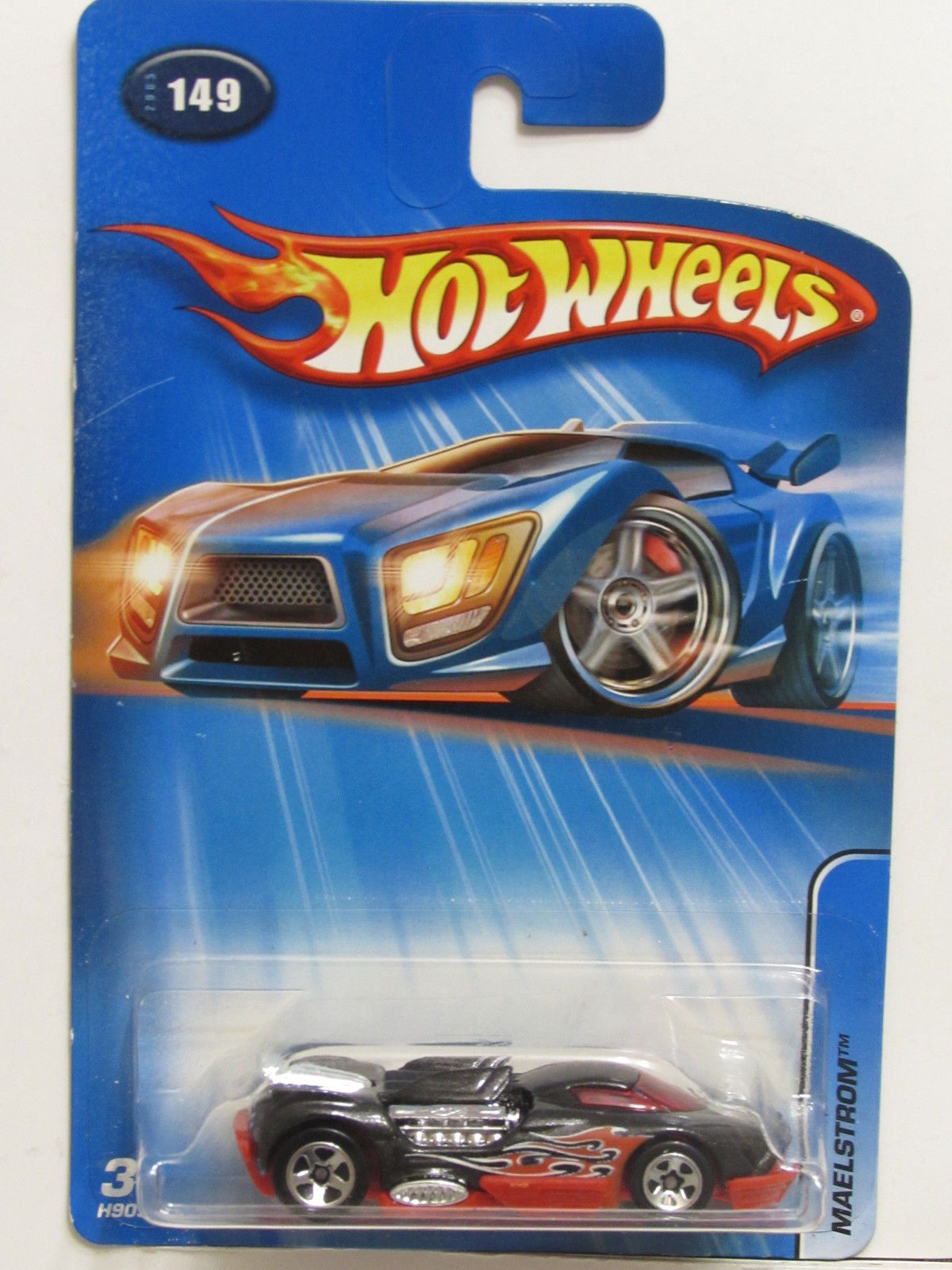 HOT WHEELS 2005 MAELSTROM #149