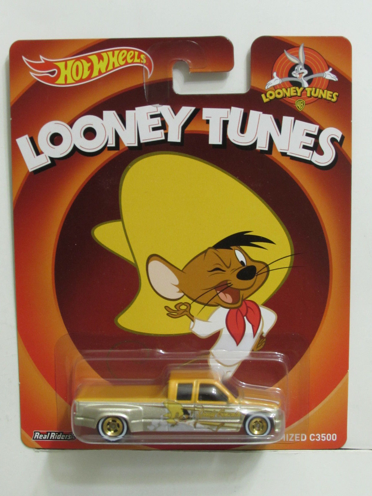 HOT WHEELS LOONEY TUNES '71 PLYMOUTH SATELLITE