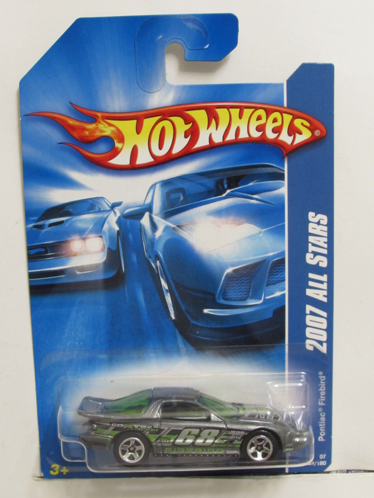 HOT WHEELS 2007 ALL STARS PONTIAC FIREBIRD
