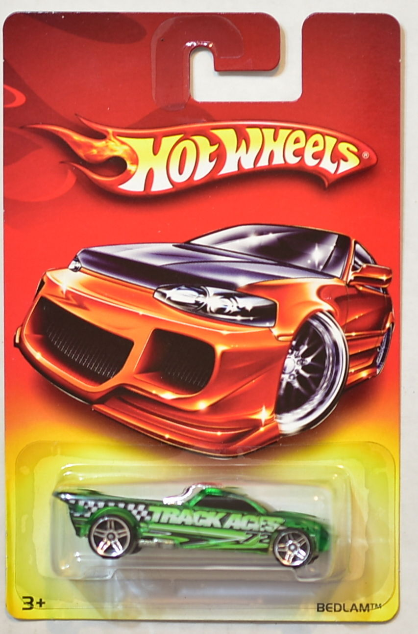 HOT WHEELS 2006 WALMART BEDLAM