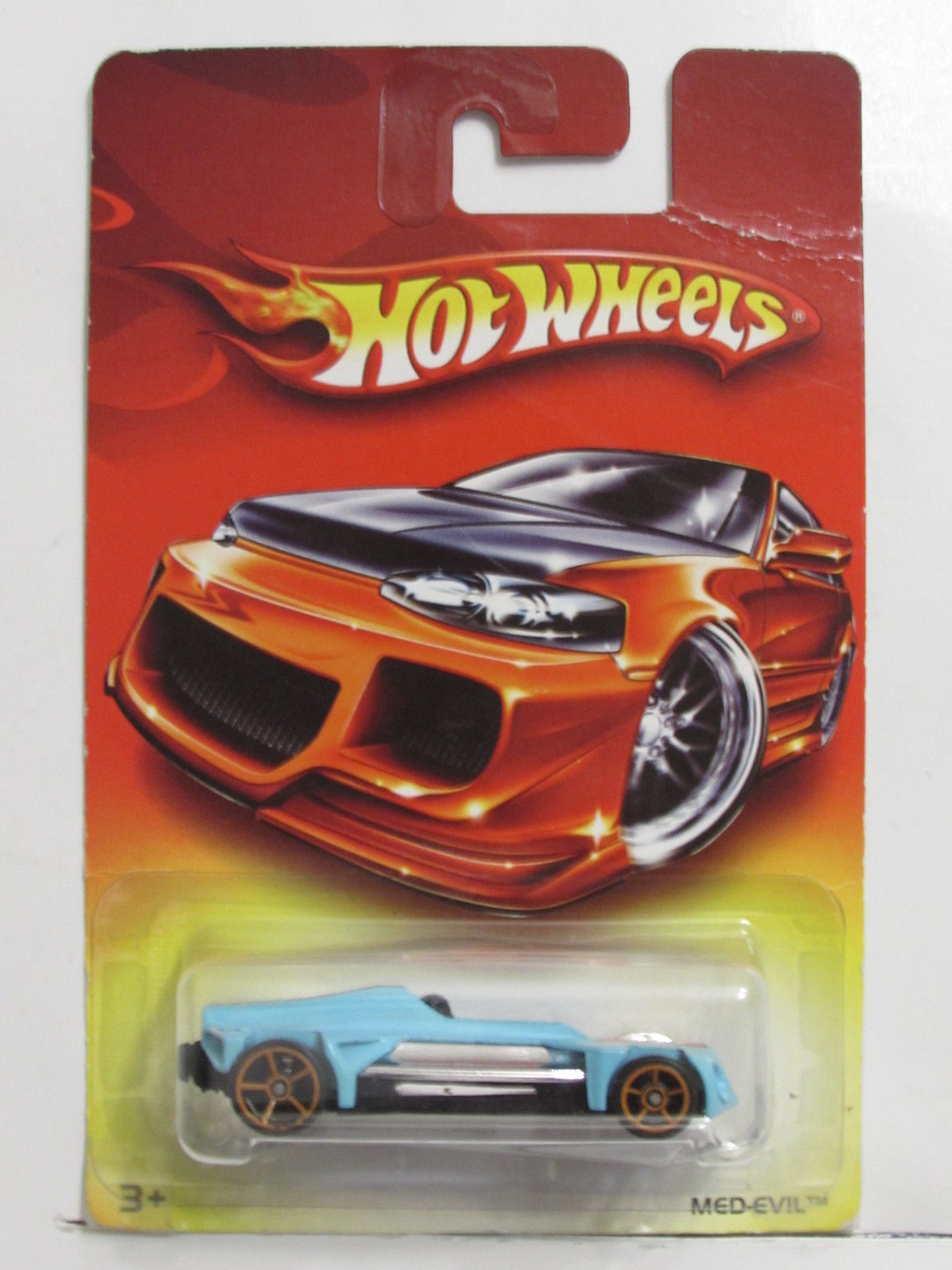HOT WHEELS 2006 WALMART MED-EVIL