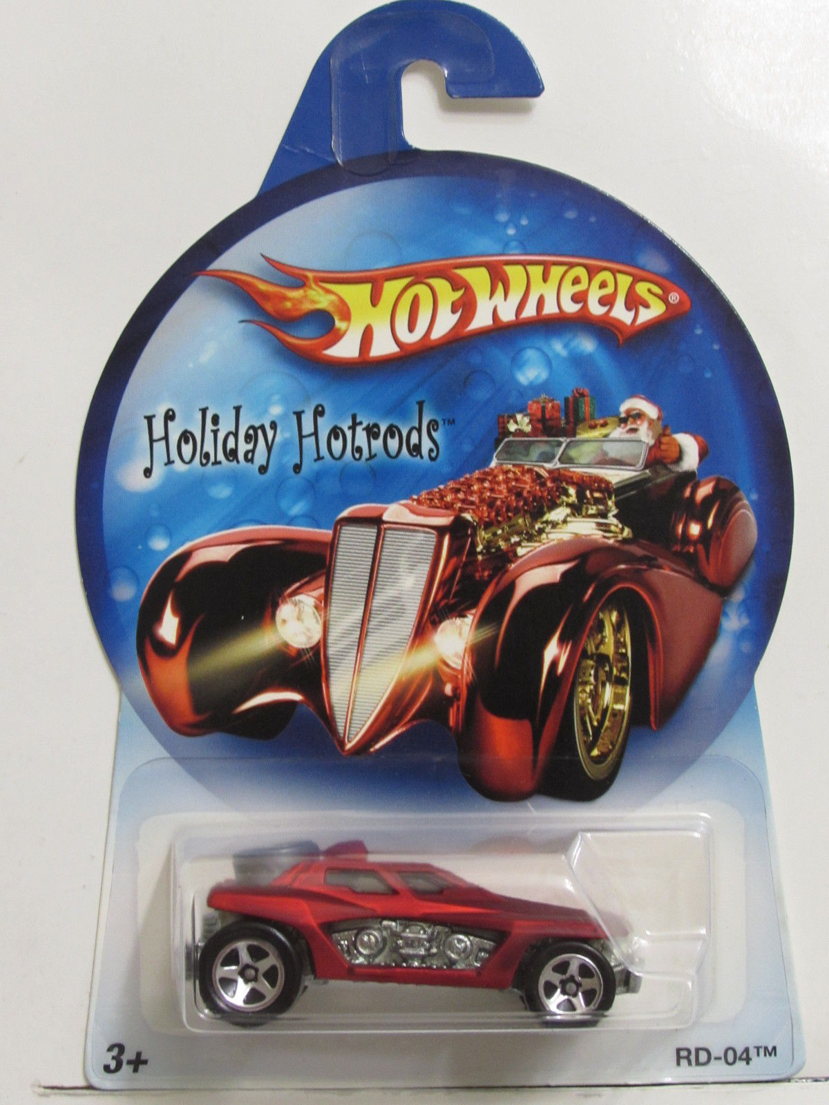 HOT WHEELS HOLIDAY RODS RD-04