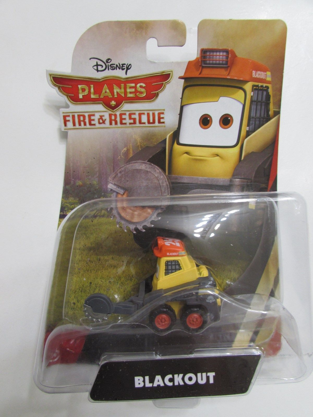 DISNEY PLANES FIRE & RESCUE BLACKOUT