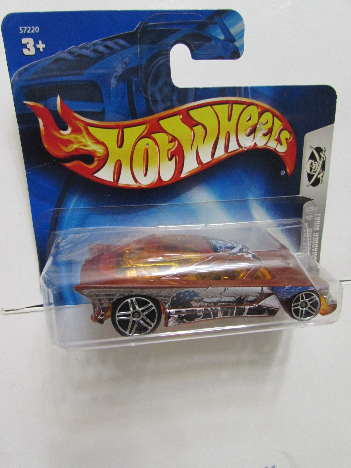 HOT WHEELS 2003 BOULEVARD BUCCANEERS NOMADDER WHAT SHORTCARD