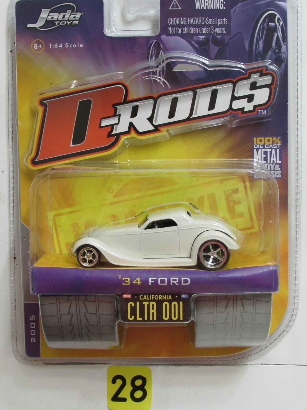 JADA D-RODS '34 FORD 001