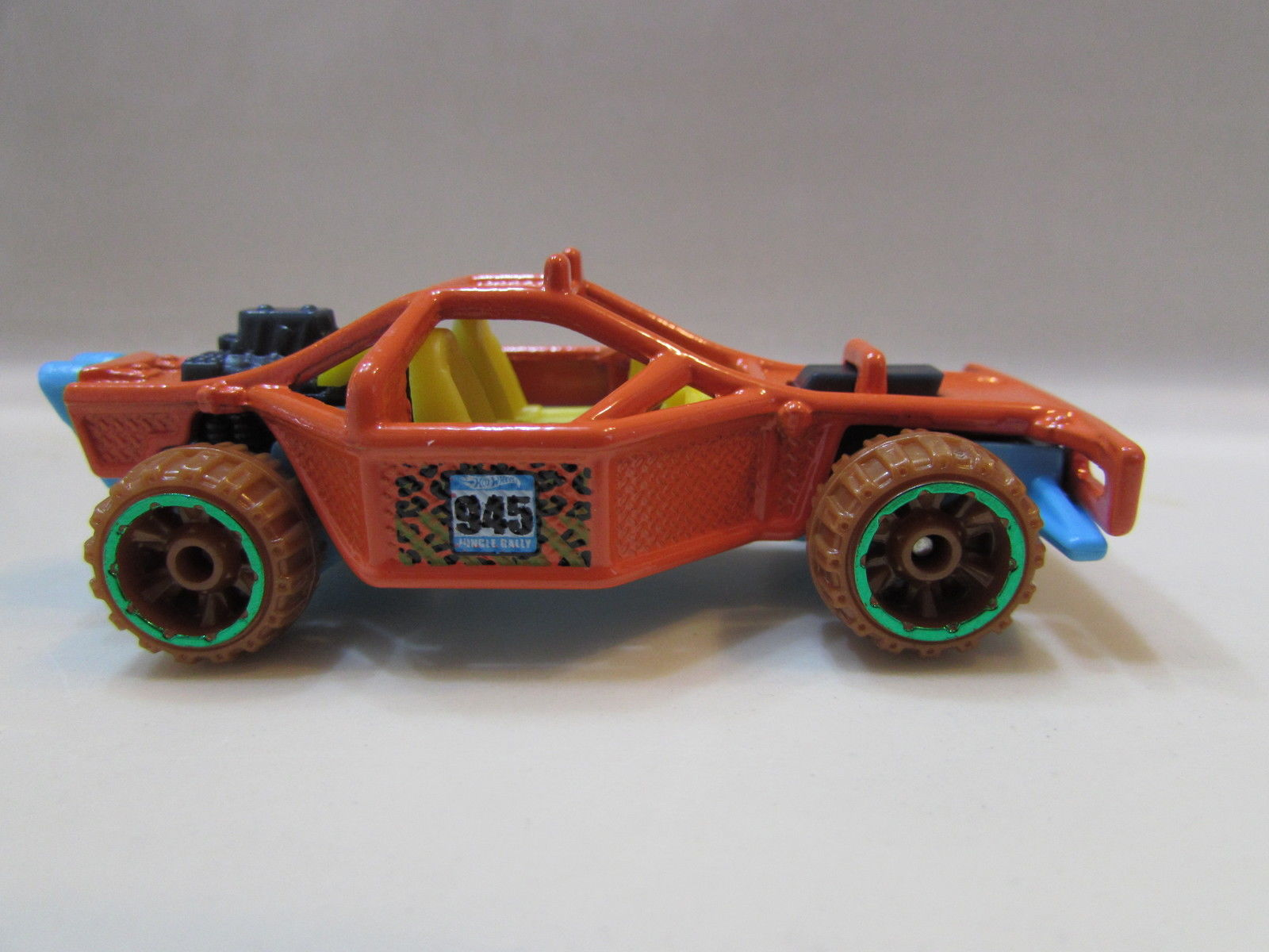 HOT WHEELS FROM 5 CAR PACK ROLE CAGE LOOSE