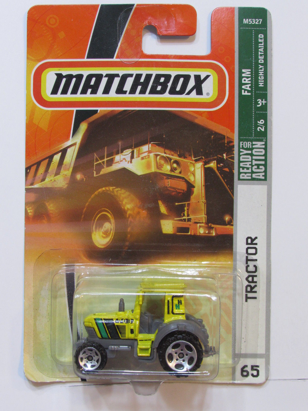 MATCHBOX 2007 JEEP HURRICANE CONCEPT #95