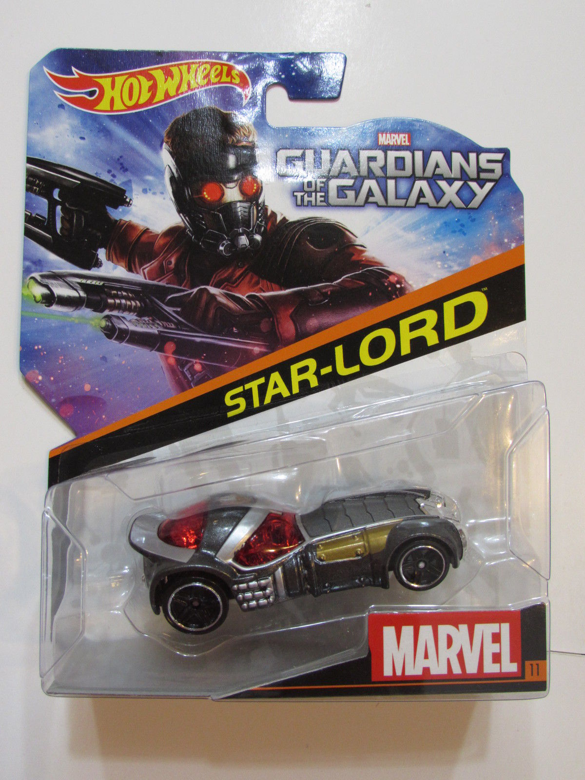 HOT WHEELS MARVEL #11 STAR-LORD