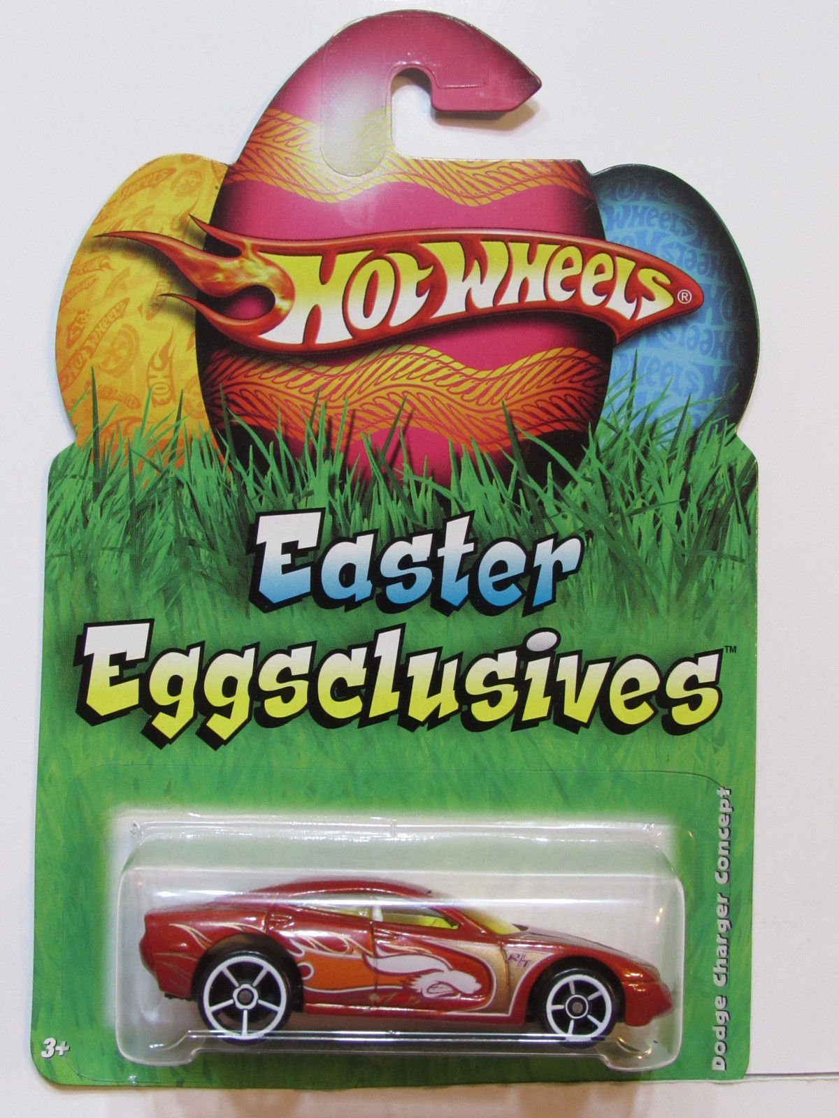 HOT WHEELS EASTER EGGSCLUSIVES DODGE CHARGER CONCEPT