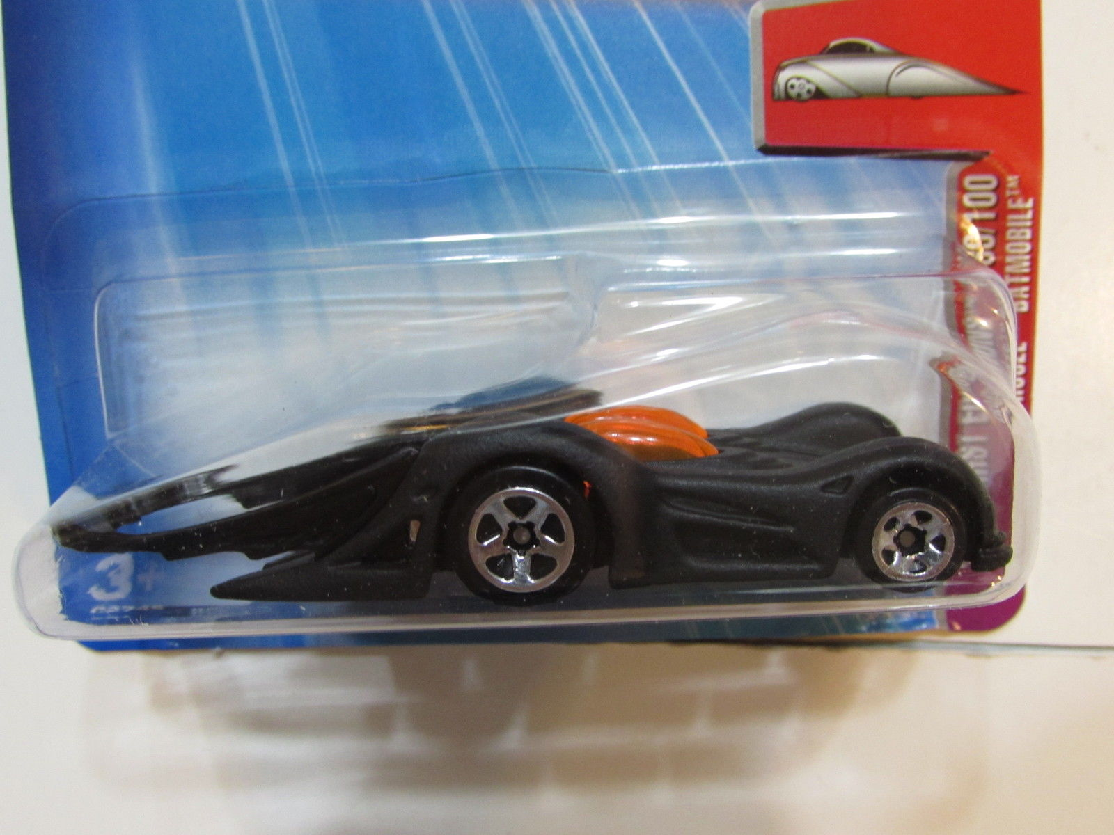 HOT WHEELS 2004 FIRST EDITIONS CROOZE BATMOBILE #069