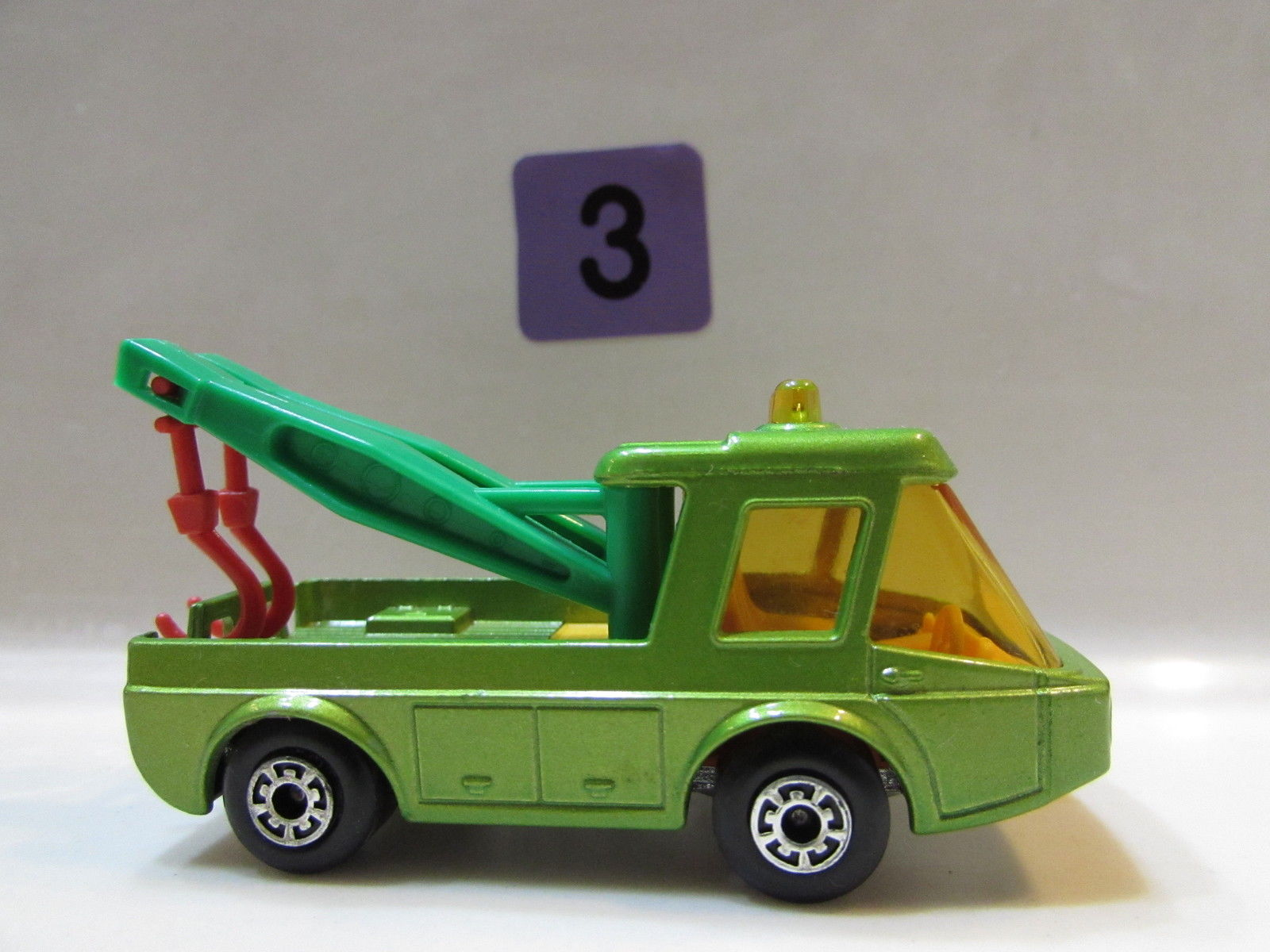 MATCHBOX SUPERFAST TOE JOE #74 LESNEY 1972 MADE IN ENGLAD