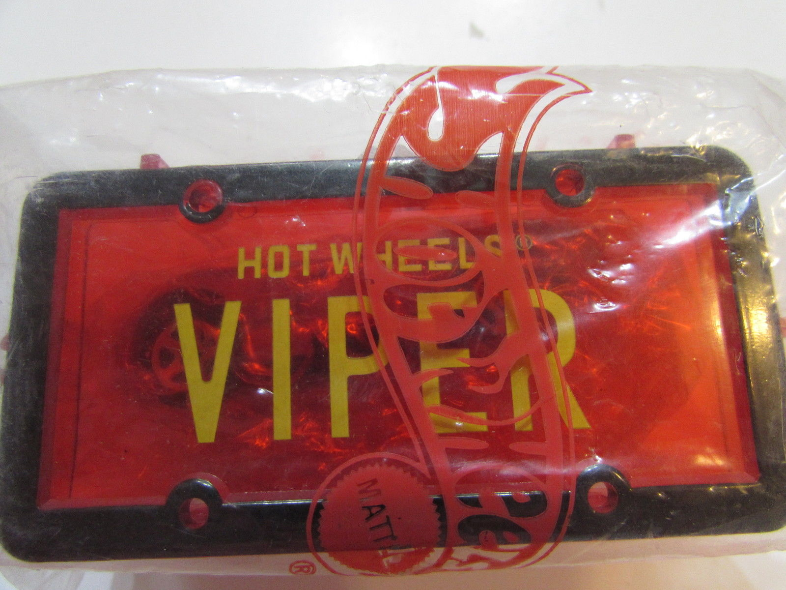 Hot wheels 1998 avon park 39 n plates viper 171813351559 - Avion hot wheels ...