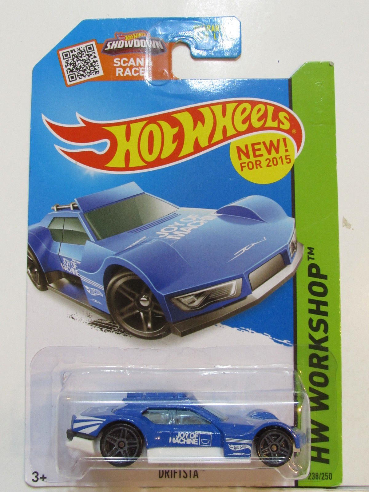 HOT WHEELS 2015 HW WORKSHOP HW DRIFT RACE - DRIFTSTA