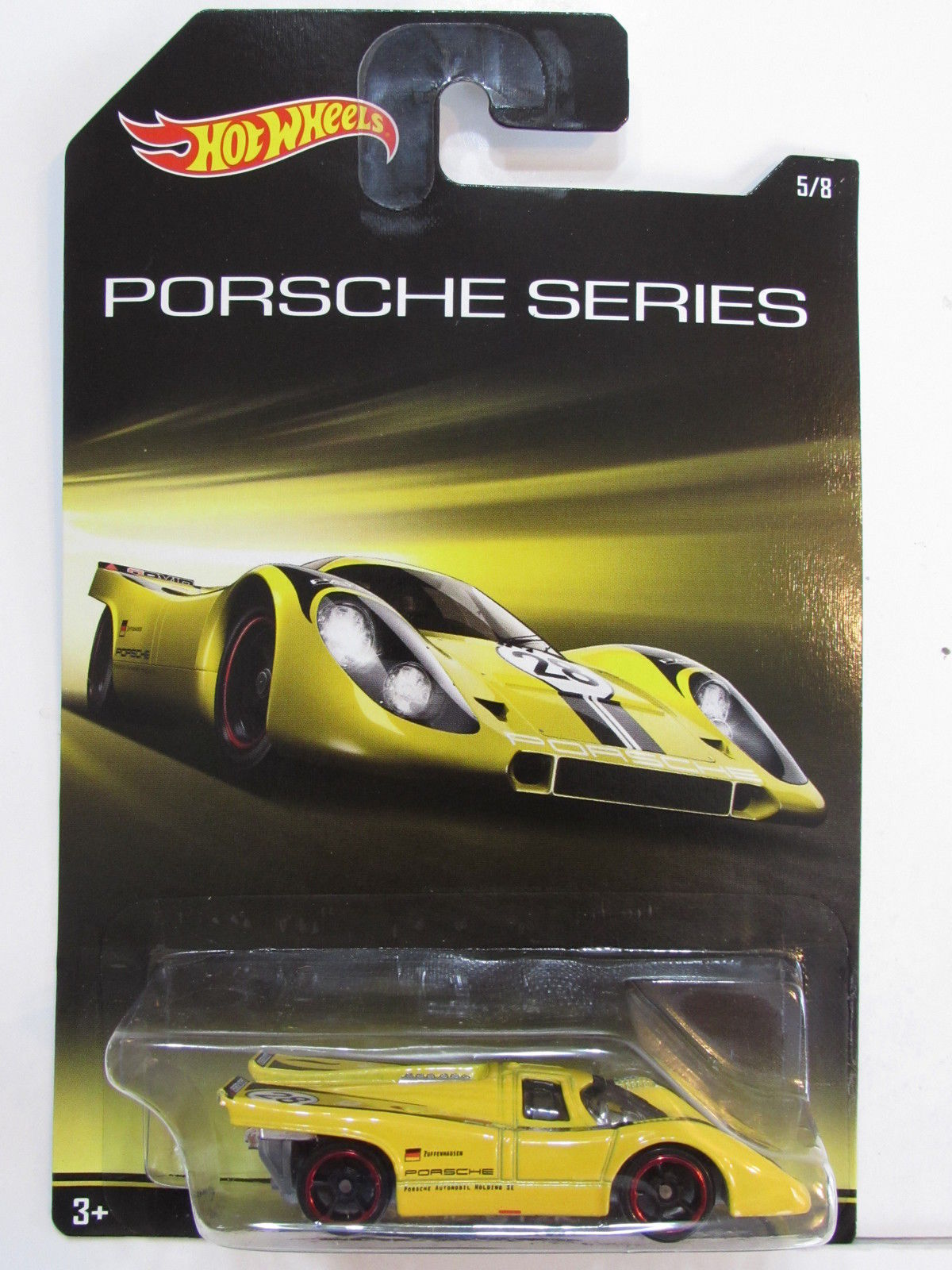 HOT WHEELS 2015 PORSCHE SERIES - PORSCHE 917K