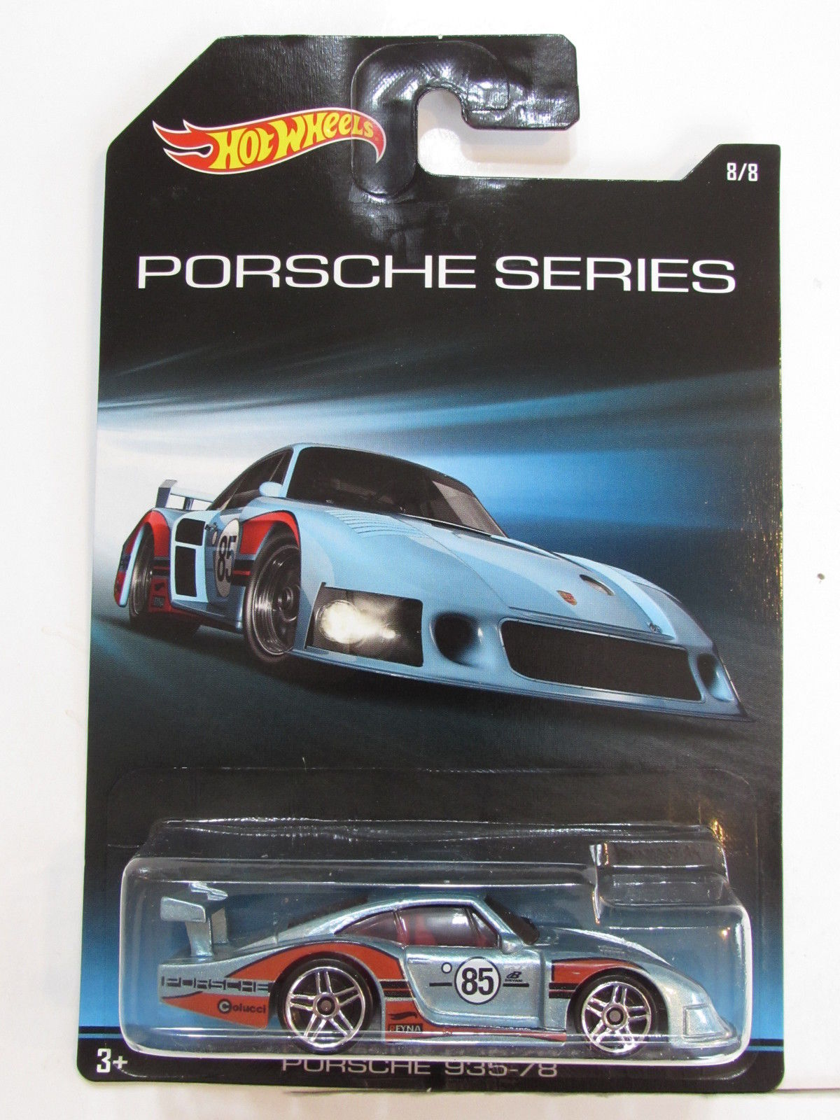 HOT WHEELS 2015 PORSCHE SERIES - PORSCHE 935 - 78