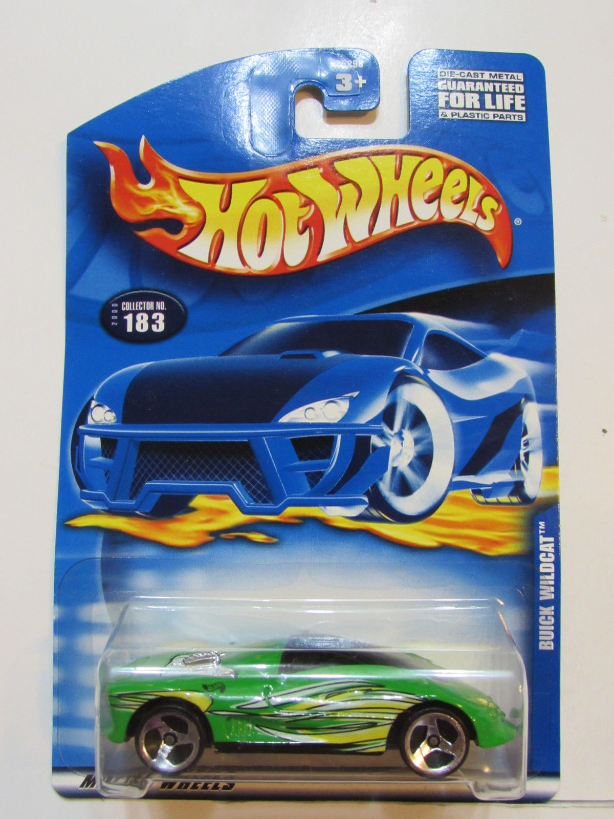 HOT WHEELS 2000 BUICK WILDCAT #183