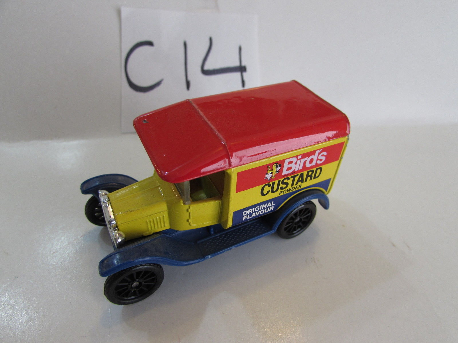matchbox 1921 model t ford birds custard