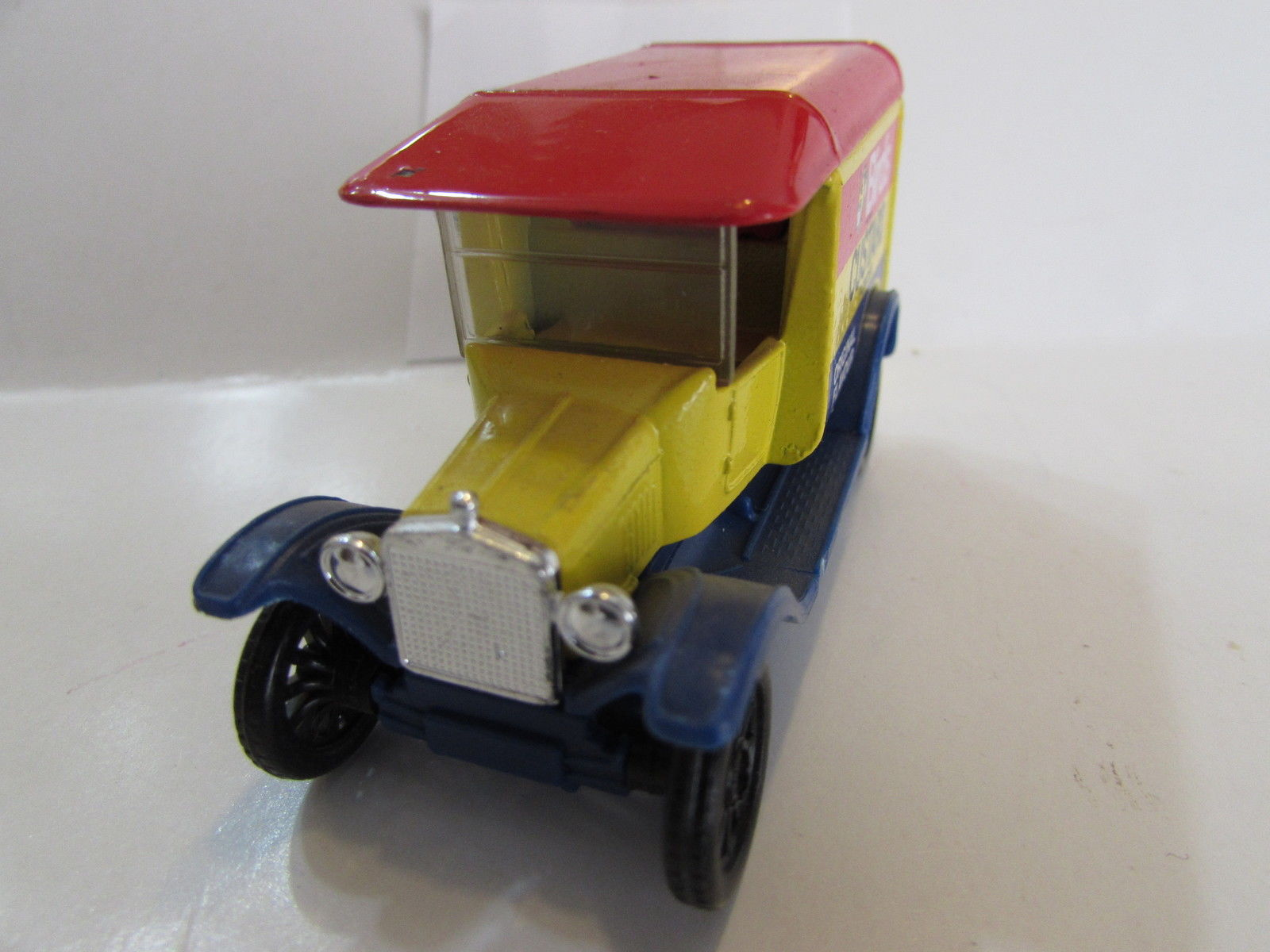 MATCHBOX 1921 MODEL T FORD MADE IN MACAU LOOSE SCALE 1:52 - Click Image to Close