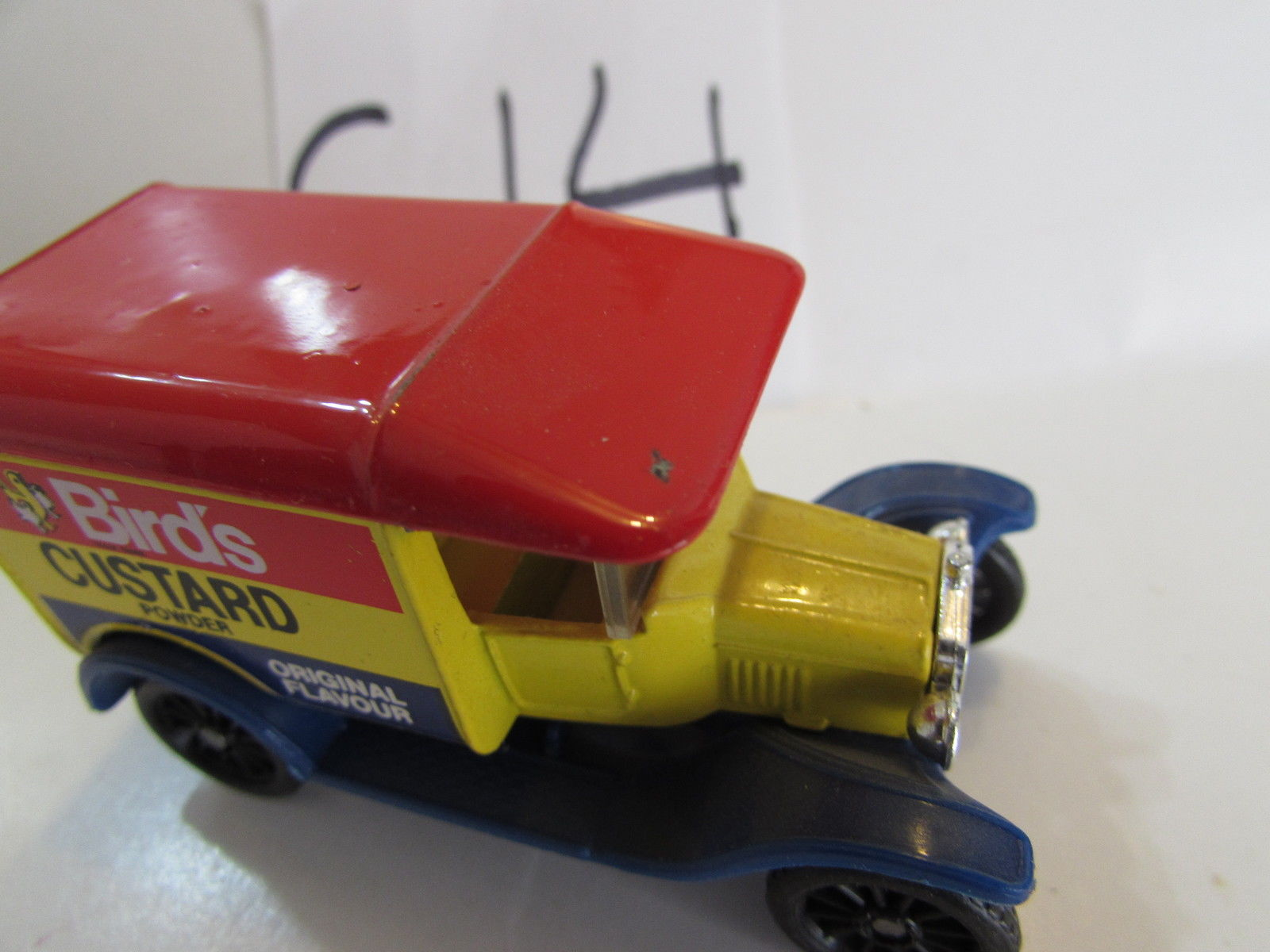 MATCHBOX 1921 MODEL T FORD MADE IN MACAU LOOSE SCALE 1:52