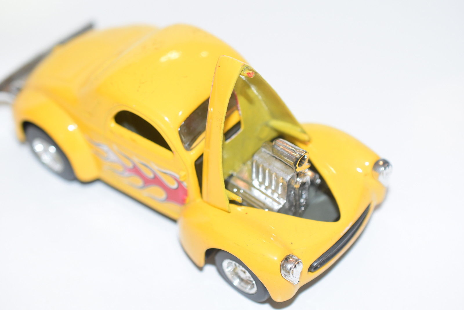 MAJORETTE HOT RODS '41 WILLYS SCALE 1/32 LOOSE