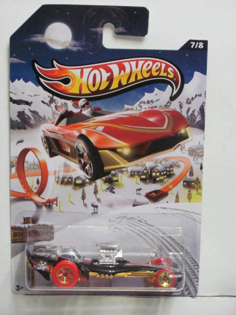 HOT WHEELS 2013 HOLIDAY RODS #7/8 MADFAST