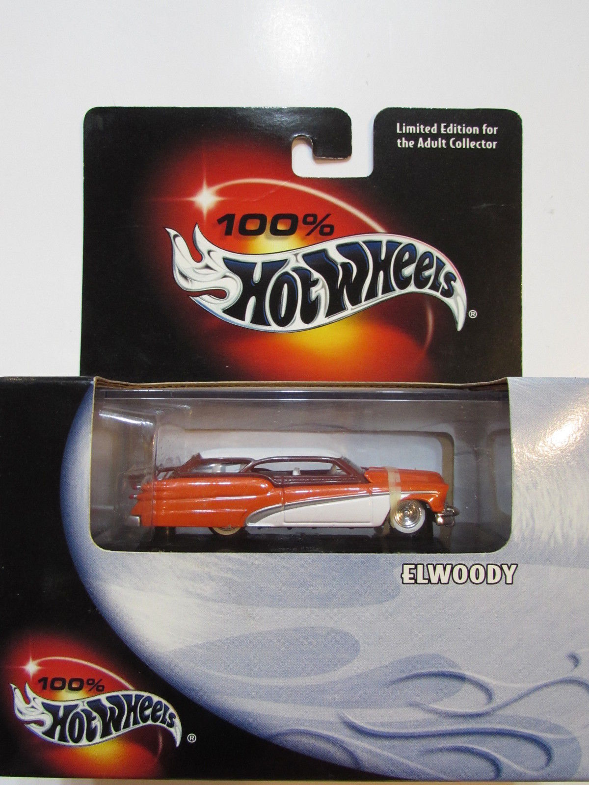 100% HOT WHEELS - ELWOODY SCALE 1:64