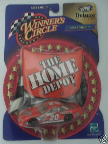 WINNER CIRCLE 2000 DELUXE RACE HOOD HOME DEPOT #20