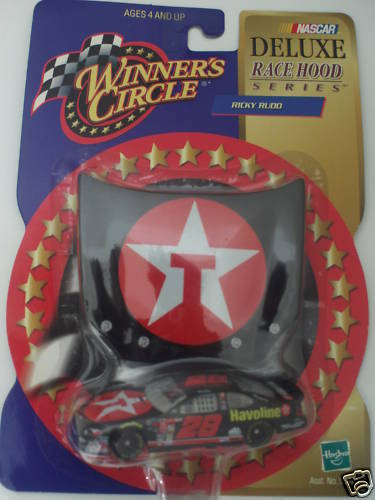 "WINNER CIRCLE RACE HOOD SERIES ""TEXACO"" RICKY RUDD"