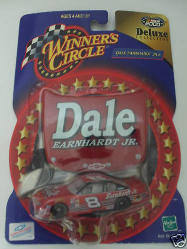 WINNER CIRCLE 2000 DALE EARNHARDT JR.