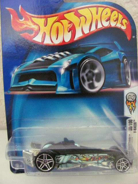 HOT WHEELS 2004 FIRST EDITIONS #034 F-RACER 30/100
