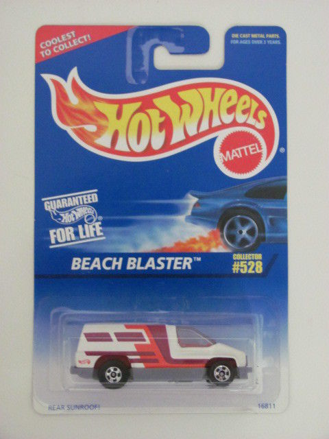 HOT WHEELS 1996 BEACH BLASTER #528
