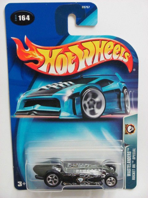 HOT WHEELS 2004 WASTELANDERS - ROCKET OIL SPECIAL #164