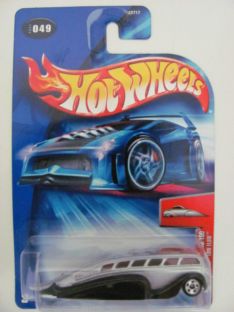 HOT WHEELS 2004 FIRST EDITIONS 49/100 CROOZE LOW FLOW