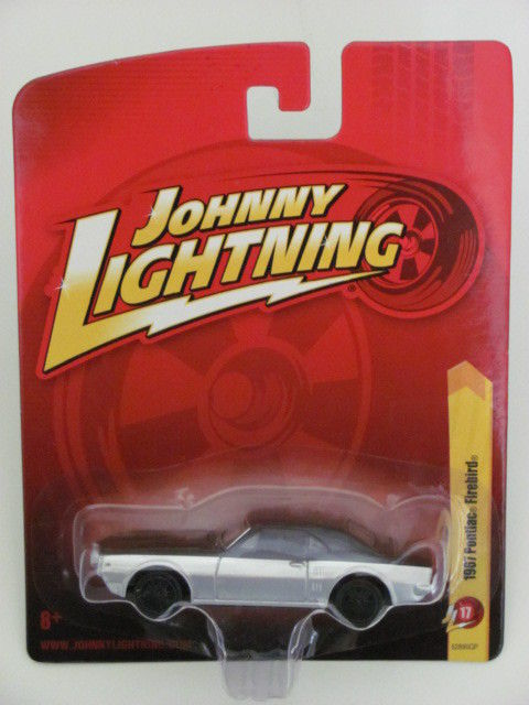 JOHNNY LIGHTNING 1967 PONTIAC FIREBIRD